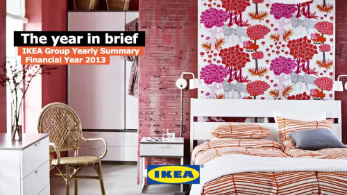 IKEA GROUP – YEARLY SUMMARY 2013